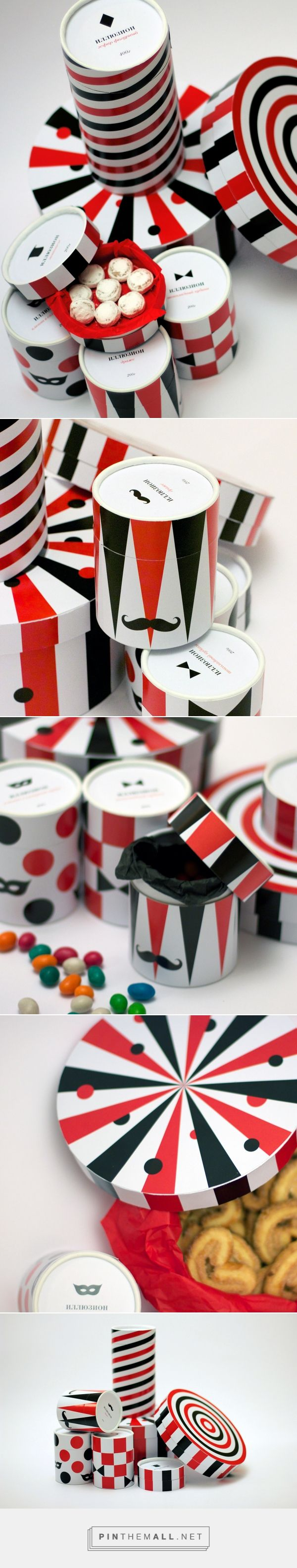Candy Packaging by Anna Pavlova