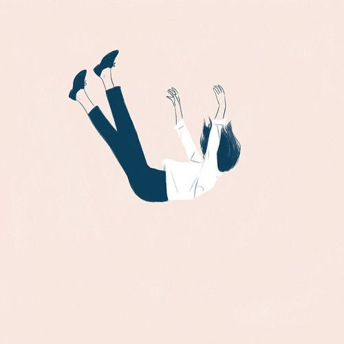 ohgigue:  falling feeling