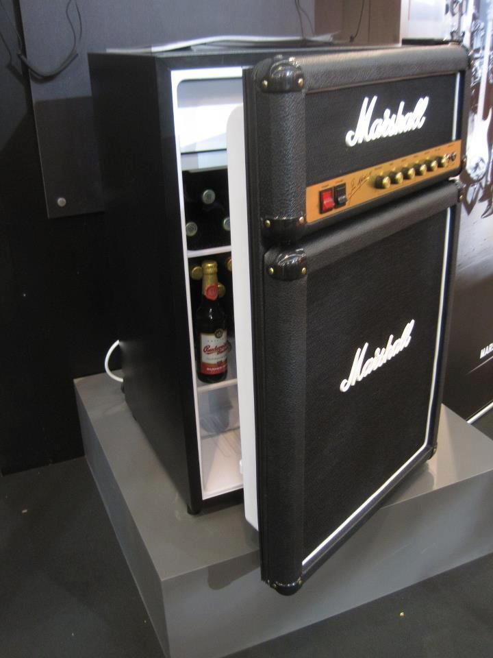 For that rock 'n roll kitchen you always wanted.