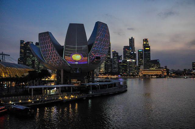 Czekolada z farszem: Singapur #1