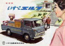 第60回:初代「いすゞエルフ」に会いたい! カワイイ顔した働き者