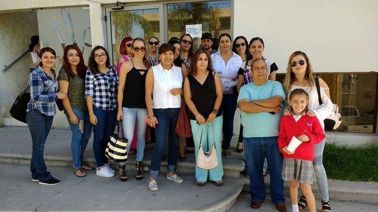 Pese a que informaron hace 5 meses de la falta de dos maestros, padres de la primaria Miguel Ahumada exigen en la CESPD dos profesores faltantes a ocho días de iniciado el ciclo