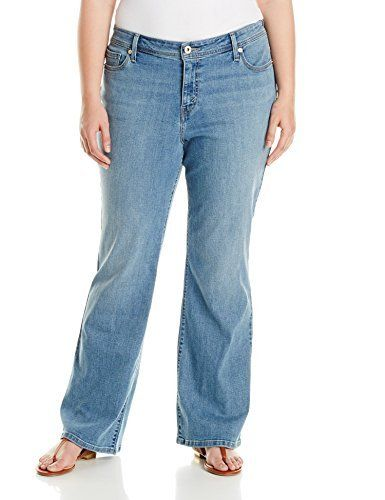 New Trending Denim: Levis Womens Plus-Size 580 Curvy Bootcut Jean, Ambiance Plus, 16 Plus. Levi's Women's Plus-Size 580 Curvy Bootcut Jean, Ambiance Plus, 16 Plus  Special Offer: $44.99  400 Reviews Our classic bootcut with a contoured waistband to prevent gapping at the waistMidrise bootcut jean featuring five-pocket styling and contoured waistband to prevent...