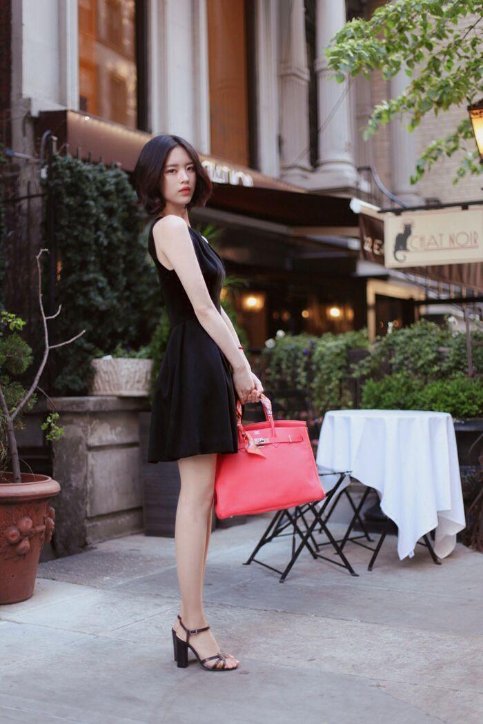 Black dress 2014