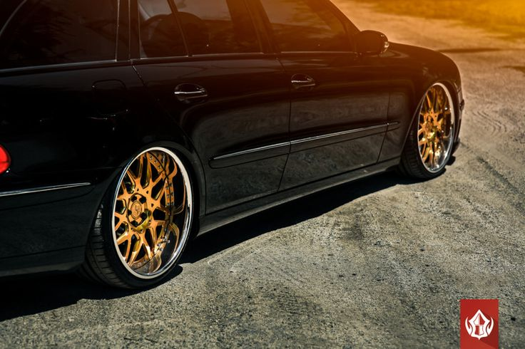 Featured Fitment: Mercedes-Benz E350 Estate w/ VIP Modular VR13 Wheels