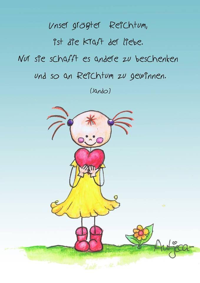Jando - PIN 24 ♥ | Jando's Illustrationen | Wisdom Quotes ...