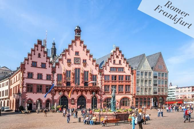 Romer Frankfurt Europe Holidays Holiday Tours Holiday Experience