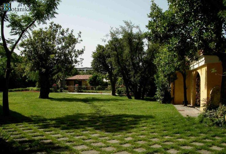 Villa con piscina b7