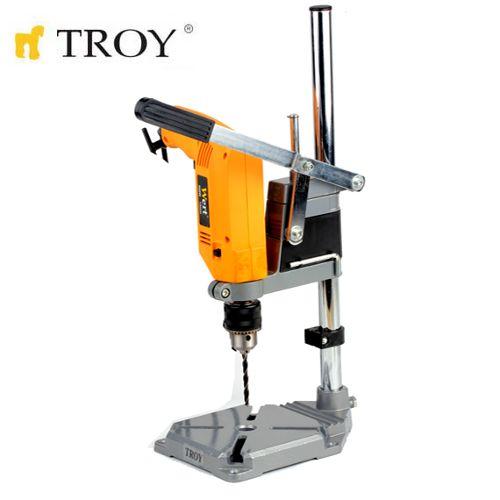 Troy 90007 Ayarlanabilir Matkap Tezgahı (420mm) 142,00 TL ve ücretsiz kargo ile n11.com'da! Diğer fiyatı Yapı Market