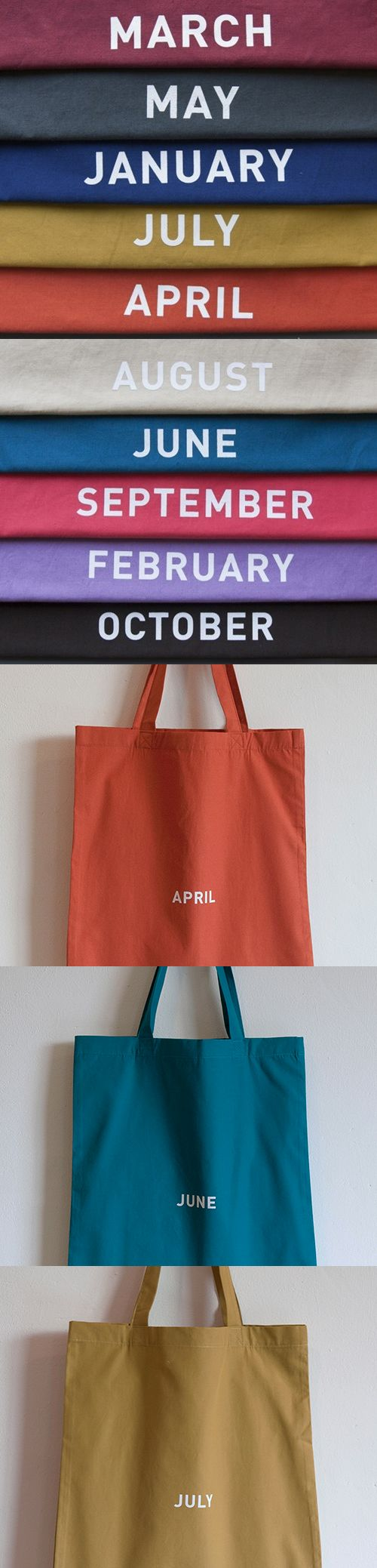 Monthly Shoulder Bag