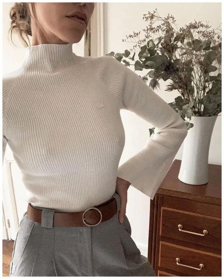 40+ The Best Minimal Chic Outfits » Home in Fashion