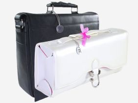 Bride and Groom Wedding Day Emergency Kit. life happens, be prepared.
