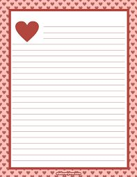 Image result for valentine's stationery