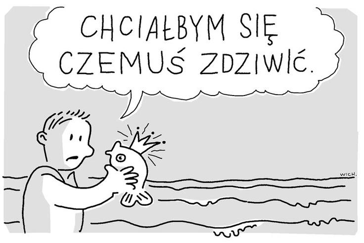 """Rys. Marcin Wicha """"TP"""" 33/2012"""