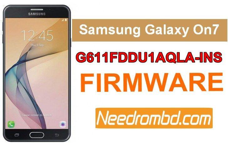 Samsung On7 Prime G611FDDU1AQLA Firmware | Smartphone