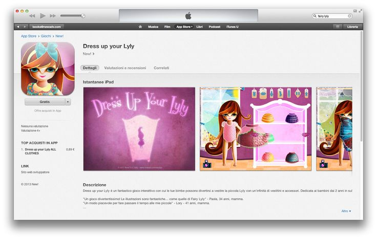 #app #appstore #dressup #fairylyly #game #magic #child #dress