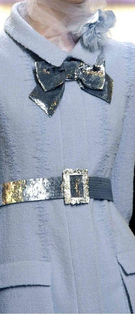 Chanel fashion in details | LBV ♥✤
