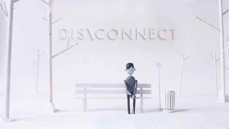 Dis\Connect: Short film questioning our relationship with our tech devices and how it affects our happiness.