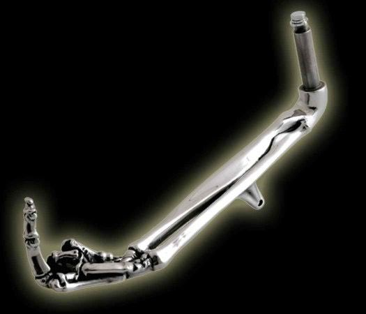 Skeletal Hand Kick Stand