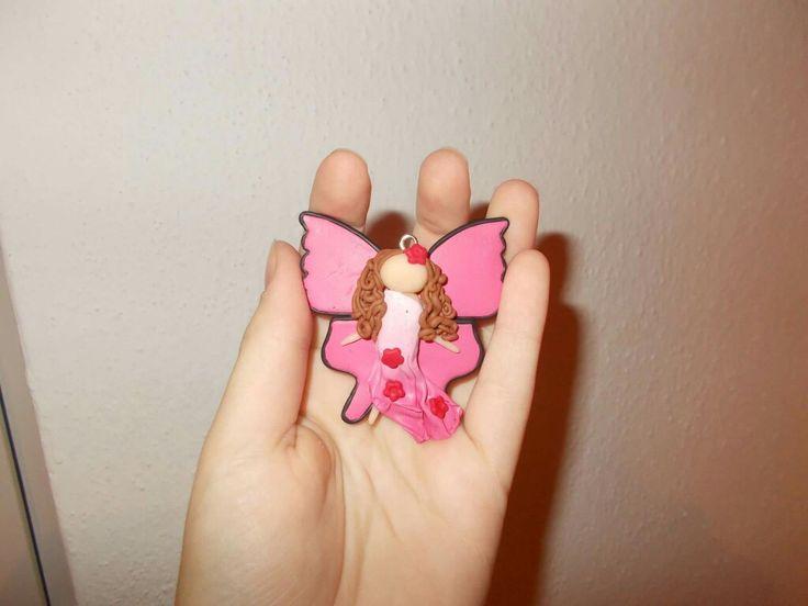 Small fairy key
