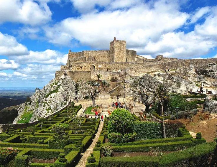 O Castelo de Marvão, no Alentejo, localiza-se na vila e freguesia de Santa Maria de Marvão, concelho de Marvão, distrito de Portalegre, em Portugal.