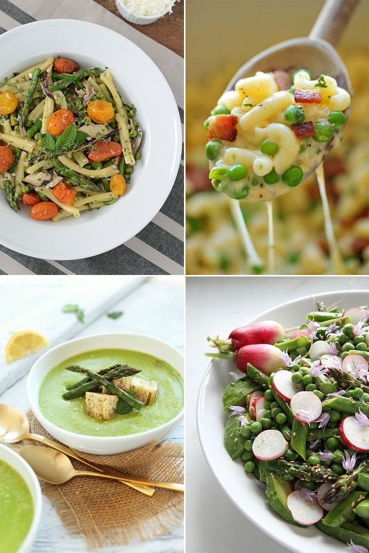 Celebrate the Beauty of Spring With 25 Green Pea Recipes