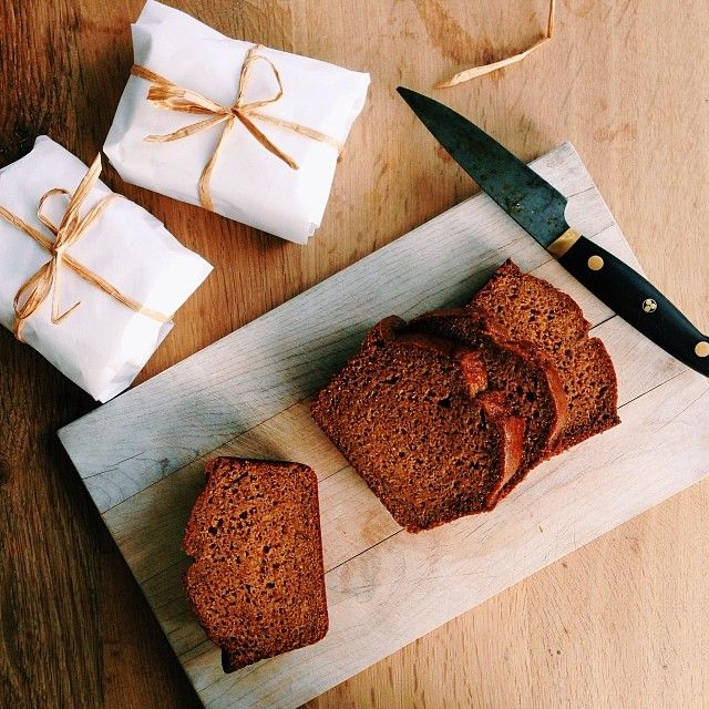 """Buttermilk Pumpkin Bread {recipe} (a.k.a """"The Last Pumpkin Bread Recipe You'll Ever Need"""") Makes one loaf or a dozen unfinished """"cupcakes."""" ..."""