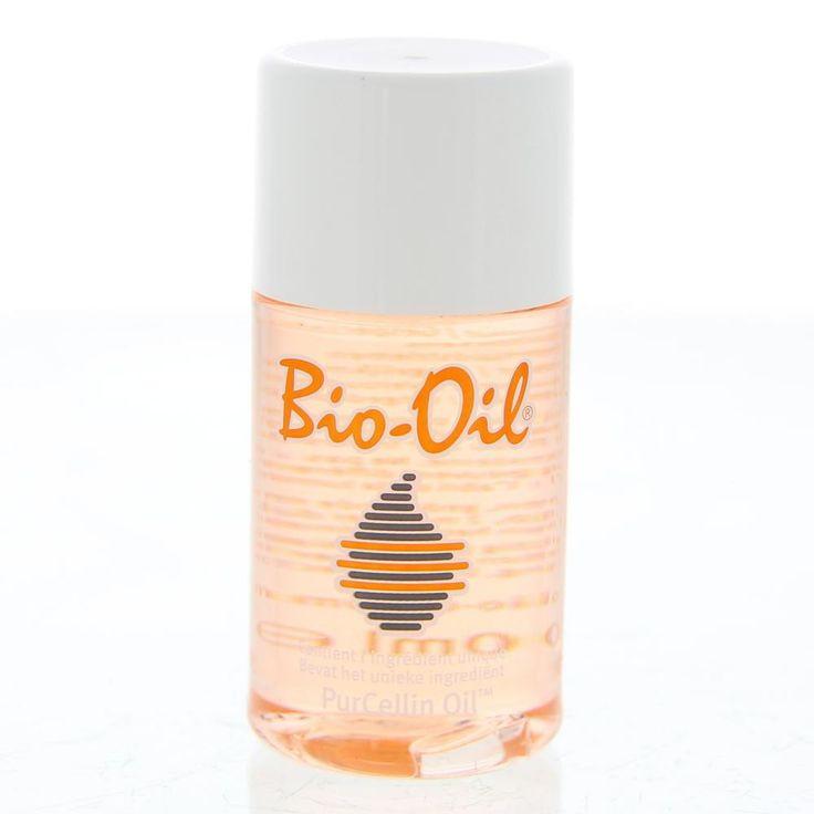 Bio-Oil Olie Littekens/Huidstriemen 60ml  Description: Bio-Oil Huidolie 60ml.De Bio-Oil samenstelling is een combinatie van plantenextracten en vitamines in een substantie op basis van olie. Het product bevat het unieke ingrediënt PurCellin Oil dat de algemene consistentie van de formulering zodanig verandert dat het licht en niet vettig wordt en op die manier garandeert dit product dat de heilzame stoffen welke aanwezig zijn in de vitamines en plantenextracten gemakkelijk in de huid…