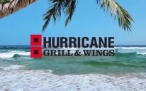 Hurricane Grill & Wings- Hurricane Grill & Wings first blew open its doors in April 1995 at our original location overlooking the ocean in Ft. Pierce, Florida. It didn't take long for our guests from near and far to crave our more than 35 flowing with flavor varieties of award winning wings that have become the signature of the Hurricane Grill & Wings menu.