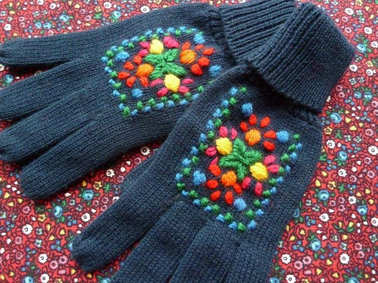 borduren op handschoenen - Google zoeken