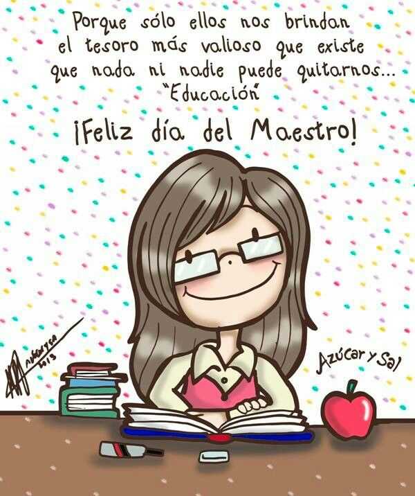 Dia del maestro                                                       …