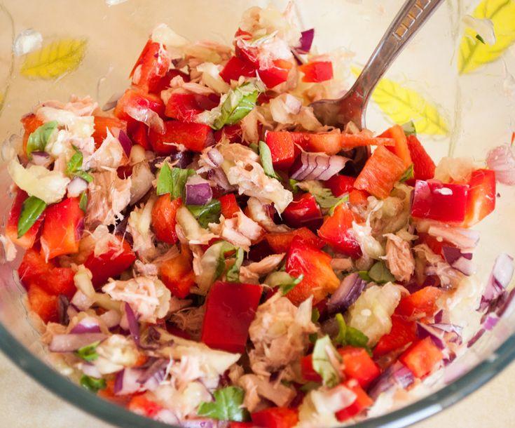 Una facile ricetta pronta in pochi minuti, ideale per l'estate per il suo sapore fresco, adatta alla fase 2 della dieta del supermetabolismo.