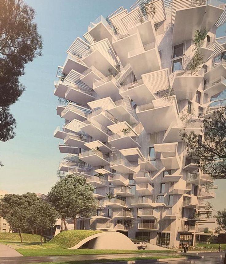 Les 25 meilleures id es de la cat gorie maison futuriste for Architecture utopique 60