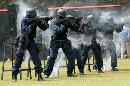 KOPASSUS - Indonesian Special Forces