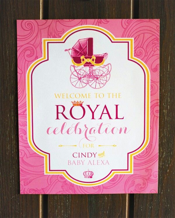 royal baby shower theme baby shower ideas pinterest baby shower