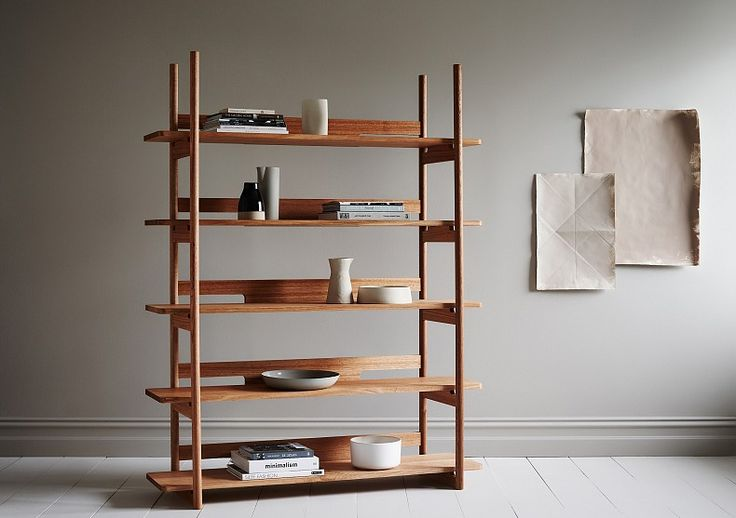 Tana Shelf. TIDE Design.