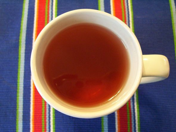 Te de canela (cinnamon tea) recipe - Chicago Mexican food. It's not Christmas without this.