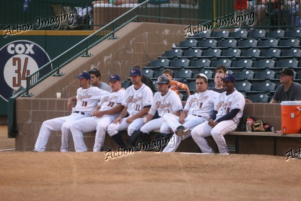 PhotoReflect - Action Imaging - 2008 Gateway Grizzlies Baseball