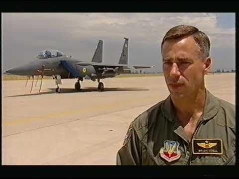 F15 Ejection at Supersonic speed