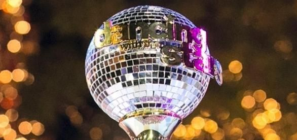 Image result for dwts mirror ball trophy photo