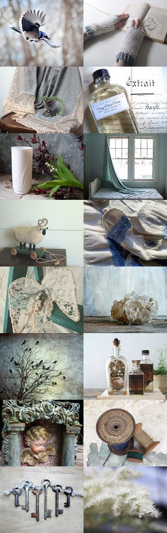Brave: Collection of Whispers... by yvette on Etsy--Pinned with TreasuryPin.com