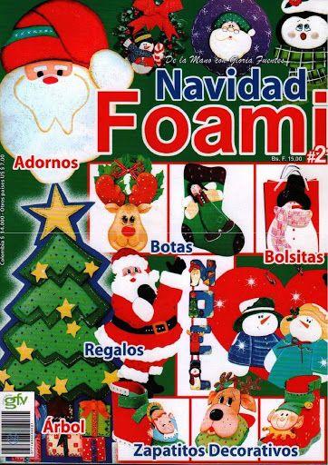 1. Navidad foami 21 - Mary. 1 - Álbumes web de Picasa
