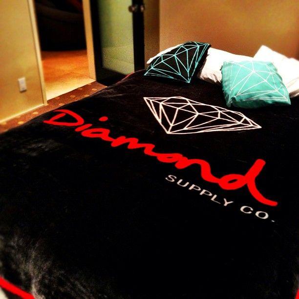 Diamond Supply Co Bed Set I Need This Stuff Pinterest Diamond Supply