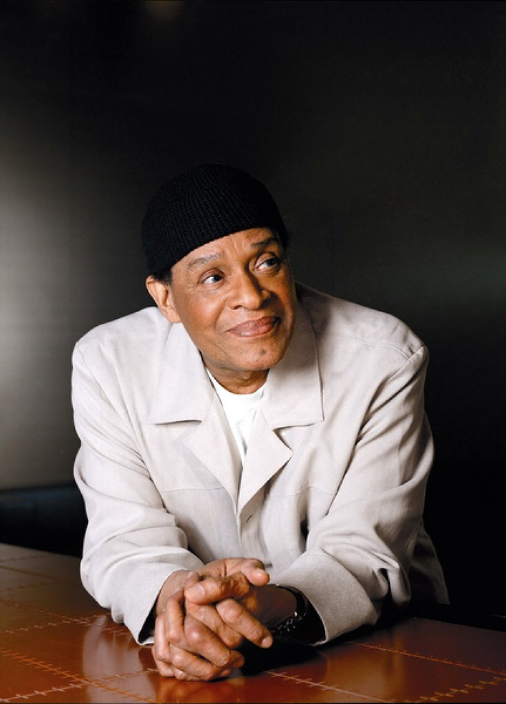 Al Jarreau I have all his music a fan for years.