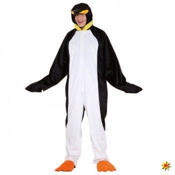 Kostüm Pinguin, Overall für Erwachsene kaufen