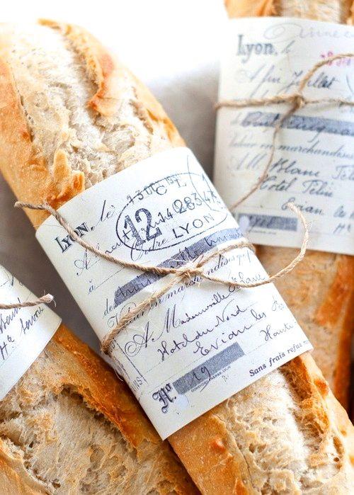 Lyon baguette #French