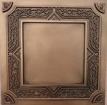 Allerton Park Faux Tin (PVC) 24x24 Traditional Ceiling Tile, Buy now by Clicking Here.