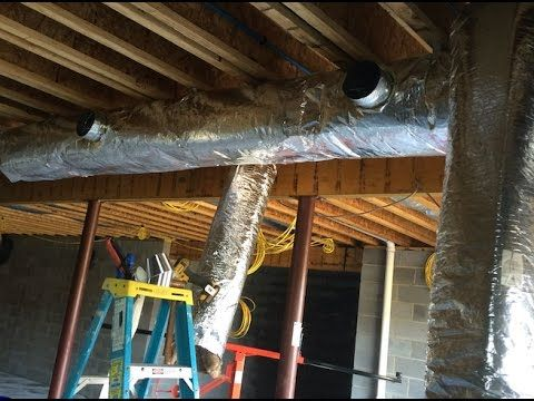 111 best images about mechanical insulation on pinterest for Basement insulation wrap