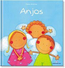 Anjos - Carla Antunes - Ilustração Infantil