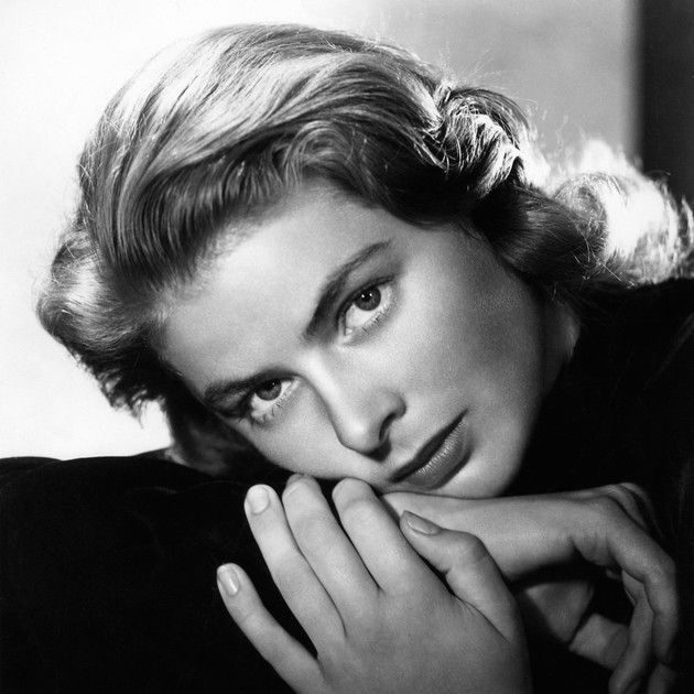 The Ingrid Bergman Tribute. Image: Ernest Bachrach RKO (The Kobal Collection)